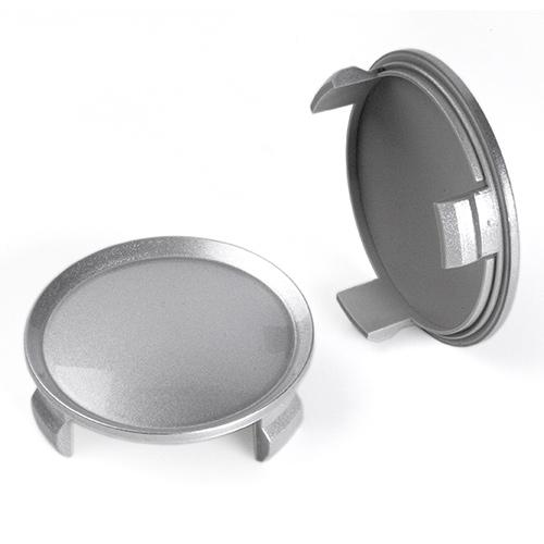 Krytka průměr 69/75mm(vnitřní,vnější) plast stříbrná bez loga Mercedes (NKNEUSIL / ZT2300)