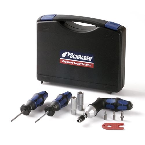 Montážní sada nářadí pro senzory tlaku Schrader TPMS6001