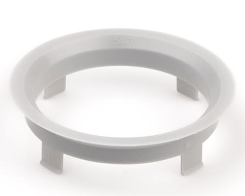 Kroužek vymezovací 60,1 / 54,1 (Z1337), plast, světlešedý, přesah kužele 6mm