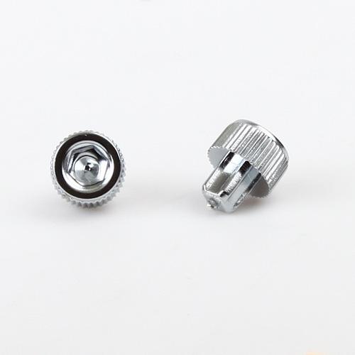 Šroub (IC02C), průměr hlavy 12mm, naklepávací do díry průměr 6mm, výška 13,4