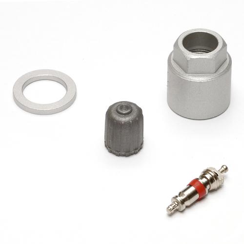 TPMS opravná sada pro senzor Clamp-In  AUTEL (MXS3) pro hliníkový ventil šedý