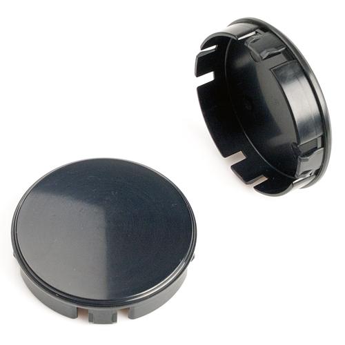 Krytka průměr 62/64mm(vnitřní,vnější) bez loga, plast (CS64-VOLVO) Volvo,  úchyt 3mm