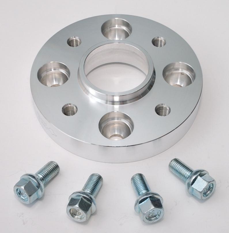 Rozšiřovací podložky 25mm 4/100-56,6 (šrouby M12x1,5)(FK03525Z-SCC13135) 2ks