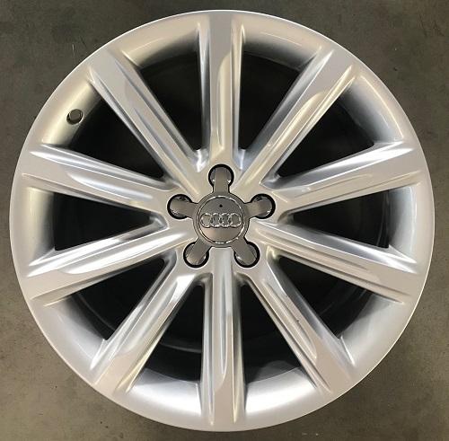 Bazar. disky 8,0x19 5/112 ET26 original Audi,pasují na A4, A5, A6, A7 atd. průměr 66,5