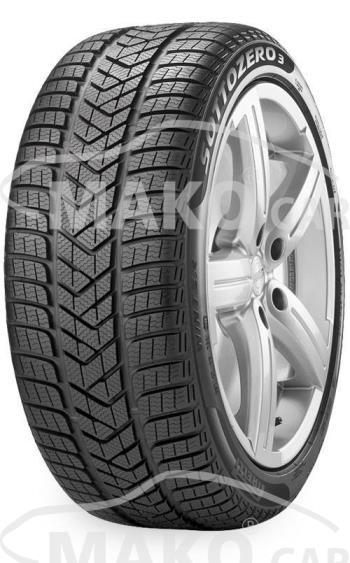 275/40R19 101W, Pirelli, WINTER SOTTOZERO 3,TL M+S 3PMSF FP,Maserati D,B,B,73 -dB