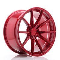 8,5x19 5/108-130 ET20-45 Concaver CVR4 PERFORMANCE, candy red, kužel, 72,6 (725kg)
