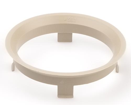 Kroužek vymezovací 60,1 / 56,1 (Z1336), plast, béžový, přesah kužele 6mm