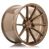 8,5x19 5/108-130 ET20-45 Concaver CVR4 PERFORMANCE, brushed bronze, kužel, 72,6 (725kg)